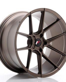 JR Wheels JR30 20×11 ET20-30 5H BLANK Matt Bronze