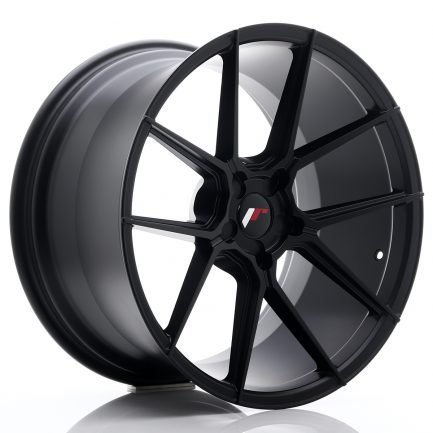 JAPAN RACING JR Wheels JR30 20x11 ET30-50 5H BLANK Matt Black 11.00x20