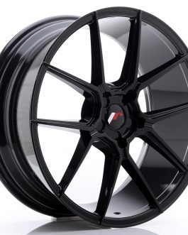 JR Wheels JR30 20×8,5 ET20-42 5H BLANK Glossy Black
