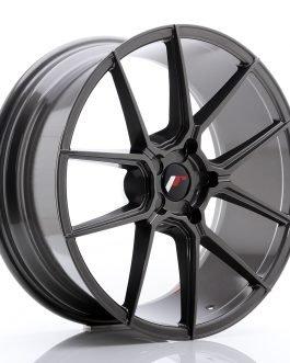 JR Wheels JR30 20×8,5 ET20-42 5H Blank Hyper Gray