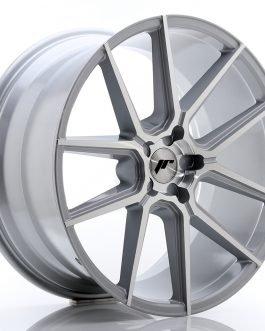 JR Wheels JR30 21×10,5 ET15-45 5H BLANK Silver Machined Face