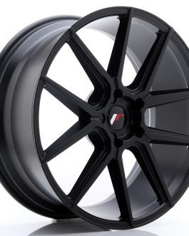 JR Wheels JR30 21×9 ET20-40 5H BLANK Matt Black
