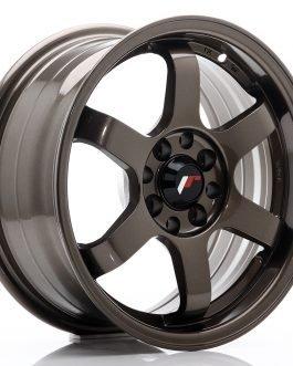 JR Wheels JR3 15×7 ET40 4×100/114 Bronze