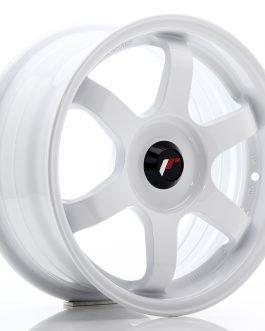 JR Wheels JR3 15×7 ET35-42 BLANK White