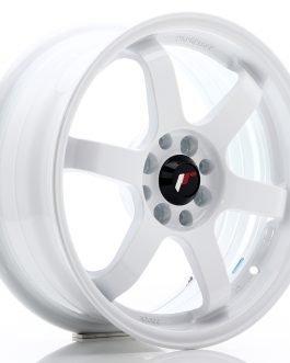 JR Wheels JR3 16×7 ET40 4×100/114 White