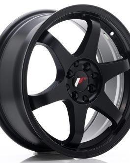 JR Wheels JR3 17×7 ET40 5×108/112 Matt Black
