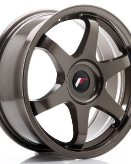 JR Wheels JR3 17×7 ET35-42 BLANK Bronze
