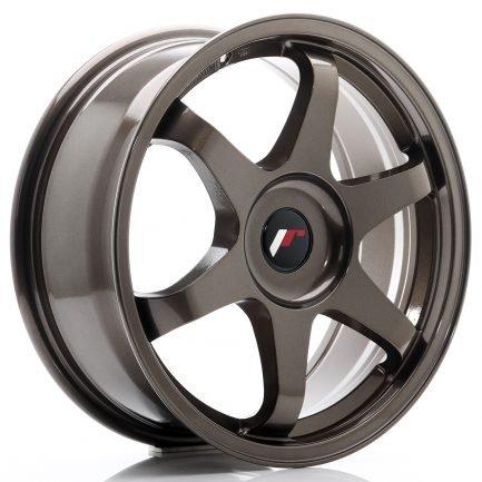 JAPAN RACING JR Wheels JR3 17x7 ET35-42 BLANK Bronze 7.00x17