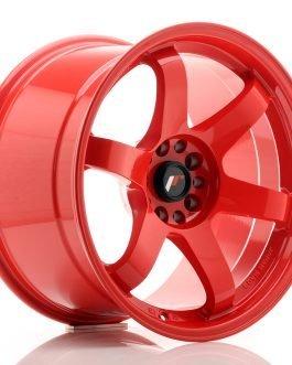 JR Wheels JR3 18×10,5 ET15 5×114,3/120 Red