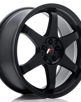 JR Wheels JR3 18×8 ET40 5×112/114 Matt Black