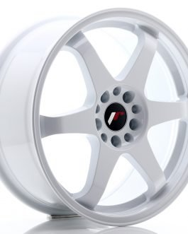 JR Wheels JR3 18×8 ET40 5×112/114 White