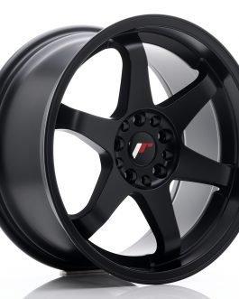 JR Wheels JR3 18×9 ET35 5×114/120 Matt Black