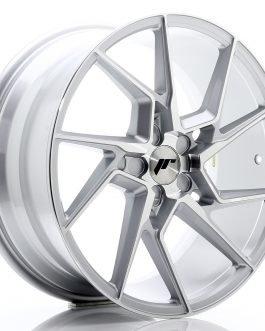 JR Wheels JR33 19×8,5 ET20-48 5H BLANK Silver Machined Face