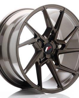 JR Wheels JR33 19×9,5 ET20-45 5H BLANK Bronze