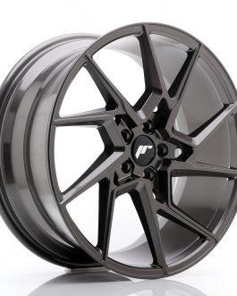 JR Wheels JR33 20×9 ET42 5×112 Hyper Gray