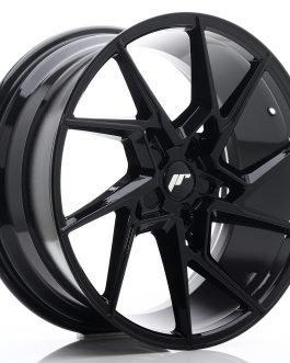 JR Wheels JR33 20×9 ET40-48 5H BLANK Gloss Black