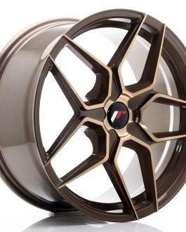 JR Wheels JR34 19×8,5 ET20-40 5H BLANK Platinum Bronze