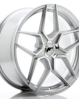 JR Wheels JR34 19×8,5 ET20-40 5H BLANK Silver Machined Face