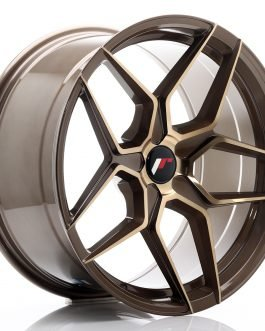 JR Wheels JR34 19×9,5 ET20-40 5H BLANK Platinum Bronze