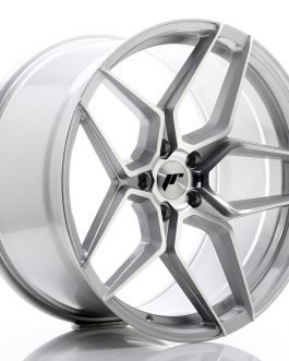 JR Wheels JR34 20×10,5 ET35 5×120 Silver Machined Face