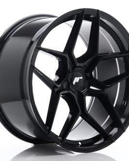 JR Wheels JR34 20×10,5 ET20-35 5H BLANK Gloss Black