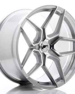 JR Wheels JR34 20×10,5 ET20-35 5H BLANK Silver Machined Face