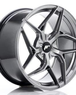 JR Wheels JR35 19×9,5 ET35-45 5H BLANK Hyper Black