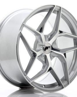 JR Wheels JR35 19×9,5 ET35-45 5H BLANK Silver Machined Face