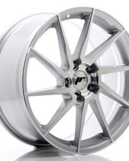JR Wheels JR36 19×8,5 ET35 5×120 Silver Brushed Face