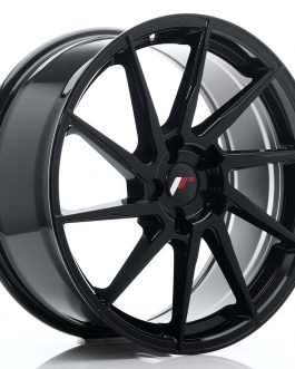 JR Wheels JR36 19×8,5 ET20-50 5H BLANK Gloss Black