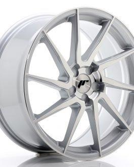 JR Wheels JR36 19×8,5 ET20-50 5H BLANK Silver Brushed Face