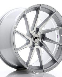 JR Wheels JR36 20×10,5 ET10-35 5H BLANK Silver Brushed Face