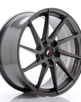 JR Wheels JR36 20×9 ET35 5×120 Hyper Gray