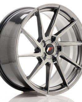 JR Wheels JR36 20×9 ET15-38 5H BLANK Hyper Black