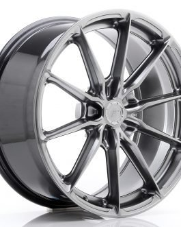 JR Wheels JR37 19×8,5 ET20-45 5H BLANK Hyper Black