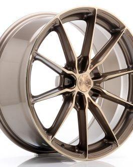 JR Wheels JR37 19×8,5 ET35-45 5H BLANK Platinum Bronze