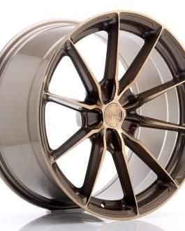 JR Wheels JR37 19×9,5 ET20-45 5H BLANK Platinum Bronze