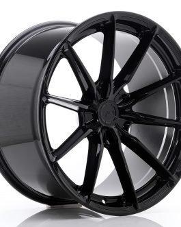 JR Wheels JR37 20×10,5 ET20-40 5H BLANK Glossy Black