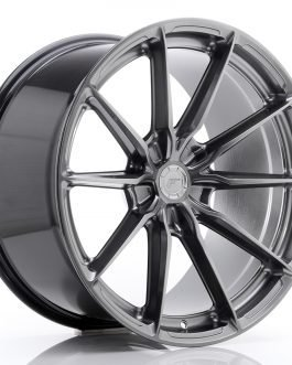 JR Wheels JR37 20×10,5 ET20-40 5H BLANK Hyper Black