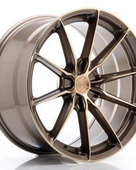 JR Wheels JR37 20×10 ET20-45 5H BLANK Platinum Bronze
