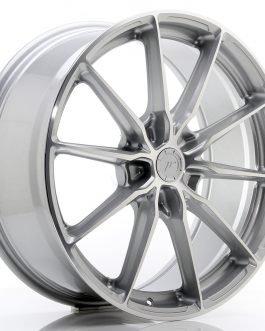 JR Wheels JR37 20×8,5 ET20-45 5H BLANK Silver Machined Face