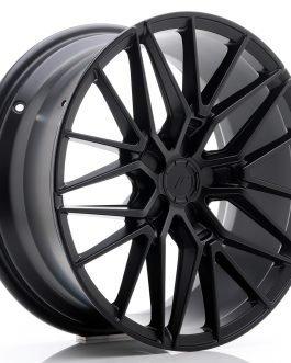 JR Wheels JR38 18×8 ET20-42 5H BLANK Matt Black