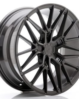 JR Wheels JR38 18×8 ET20-42 5H BLANK Hyper Gray