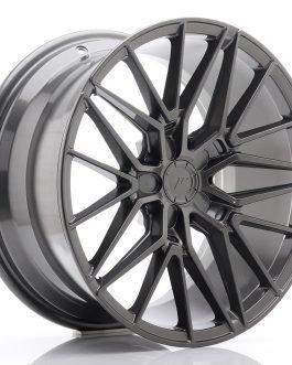 JR Wheels JR38 18×9 ET20-45 5H BLANK Hyper Gray