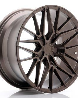 JR Wheels JR38 18×9 ET20-45 5H BLANK Bronze