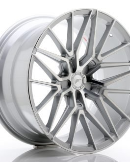 JR Wheels JR38 20×10,5 ET20-45 5H BLANK Silver Machined Face