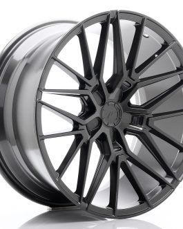 JR Wheels JR38 20×10 ET20-45 5H BLANK Hyper Gray