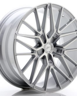 JR Wheels JR38 20×8,5 ET20-45 5H BLANK Silver Machined Face
