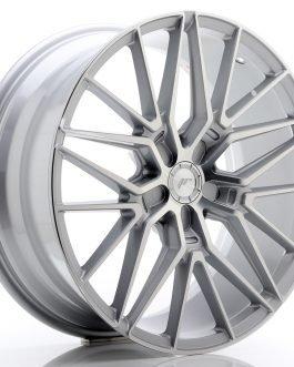 JR Wheels JR38 20×8,5 ET35-45 5H BLANK Silver Machined Face