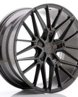 JR Wheels JR38 20×9 ET20-45 5H BLANK Hyper Gray